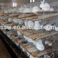 Rabbit Cage , Commercial Rabbit Cage , Rabbit Cage For Hot Sale