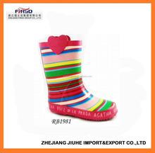 Little Heart/Cartoon Rubber Boot for kids/Girls/Boys