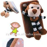 Cute monkey phone case
