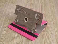 Fashionable protective case belt clip 7 inch tablet cover, tablet flip cover case for samsung galaxy tab q / tab 3 7.0
