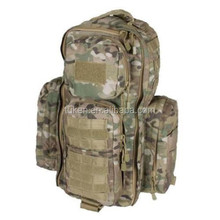 MULTICAM CAMOUFLAGE RUGGED ADVANCED SLING BACKPACK - Converts To Waist Pack