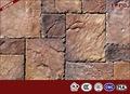 roca artificial moldes exterior revestimiento de la pared de piedra
