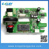 China PCBA OEM/ODM Prototype With Layout AOI SMT BGA QFN IC Footprint For Wireless Mouse PCBA