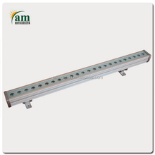 LED Wall Washers ,24w outdoor RGB color mixing for stage