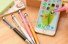 new style Promotional cheap colored metal ballpoint pen