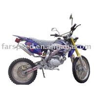 125CC Dirt bike with EEC (FPD125E-H)