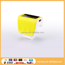 Wireless bluetooth 3d ring finger mouse