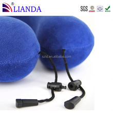 Great for all travel, working at your computer, camping, lounging on the couch, watching TV airplane neck pillow,