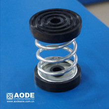 Anti vibration sundries isolation spring mounts for air conditioner in the HVAC / ventilation made by China manufacturer