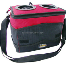 wine insulated cooler bag for frozen food