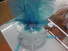 Party beautiful carnival feather masquerade masks MSK195