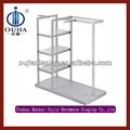 Fabricante de China de espositores de ropa/muebles fijos para visualización/diseño para expositor de tienda de ropa