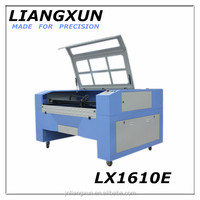co2 fabric/textile/computer embroidery laser cutting machine price