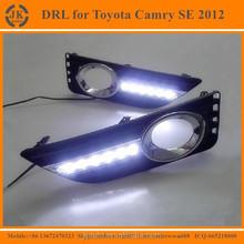 Best Selling LED DRL Fog Light for Toyota Camry SE Excellent Quality LED Daylight for Toyota Camry SE 2012