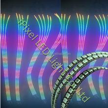 144 magic color led stripe 2812b, ws2812, ws2812b