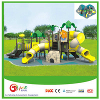 Interesting Outdoor Playground equipment--sunshine series