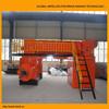 Manual brick factory small hydroform machine used soil clay fire red brick making machine China