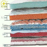 XPE foam foil insulation/house wrap reflective insulation/reflective insulation
