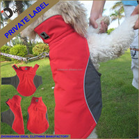 Waterproof nylon dog rain coat
