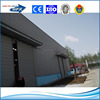 H section pre engineering reusable light steel structure building