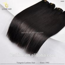 Qingdao Leshine Hair Company Buy Wholesale Hair Color Organic factory direct 5a cheap unprocessed raw silky straight human hair