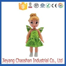 Top Selling Mini Plastic Doll Lovely Elves Doll For Girls Baby Toy China Wholesale