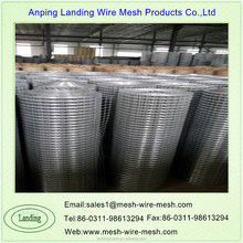 hot dipped galvanized welded wire mesh/building material /welded wire mesh cages