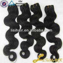 Tangle Free No Shedding Premium Too Human Hair