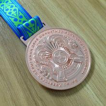 2015 factory price professional custom metal sport medal