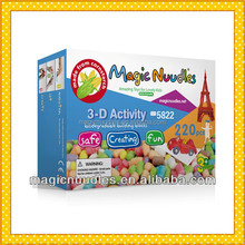 2015 Toy Magic Nuudles Safety , Biodegradable Gift Toys Made In USA