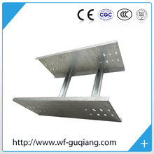 150*100*3000+3mm hdg straight ladder tray with cover