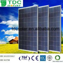 2014 Hot sales cheap price slim solar panel/solar module/pv module