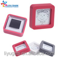 promotional mini magnetic TPR picture photo frame