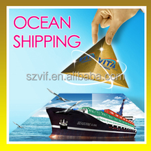 Shipping agent ocean freight from Shanghai to New York---Jason