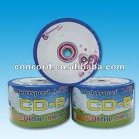Banana blank cd&dvd mediea CD-R52X 700mb 80min