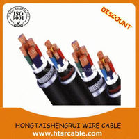 best sales 2015 power station power cable 240 sq mm low voltage cable 400v