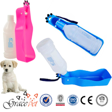 2014 high quality pet drinker water bottle dog feeding bottle