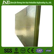high purity x-ray protective lead glass