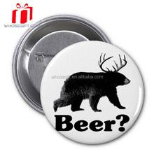 Party Round Button Badge/children Round Button Badge