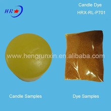 HRX-RL-P701 solvent yellow for candle dye