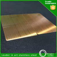 China Suppliers 304 Hairline Stainless Steel for Construction Building Materials