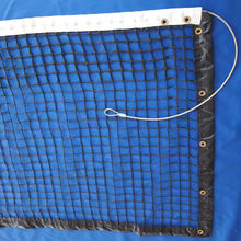 cheapb pe braided tennis net&best tennis net