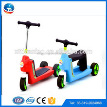 2015 Alibaba selling best China Wholesale professional 3 wheel bmx child scooter tuk tuk for sale