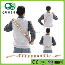 promotional wooden personal back massager