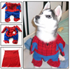Pet Clothes Spiderman Dog Outfit Wholesale