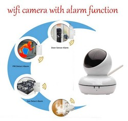 Home Use Wireless WIFI IP Camera P2P Home Security Monitor