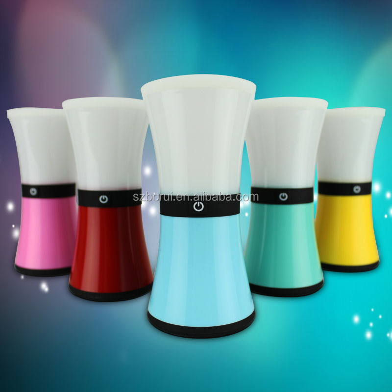 wholesale table lamps battery powered portable wireless
