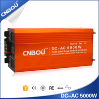 5000W pure sine wave off grid solar inverter with 2years warranty