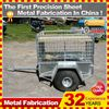 2014 hot sell light motorcycle trailer,china manufacturer with oem service