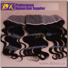 Swiss lace cheap human hair women natural Toupee cheap lace front free parting 3 way part brazilian hair silk base lace Closure